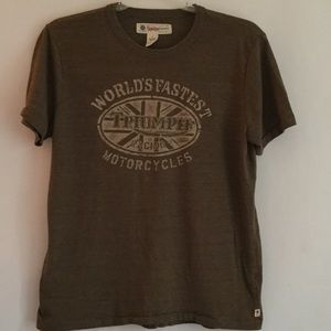 Lucky Brand 'Triumph Racing' T-shirt